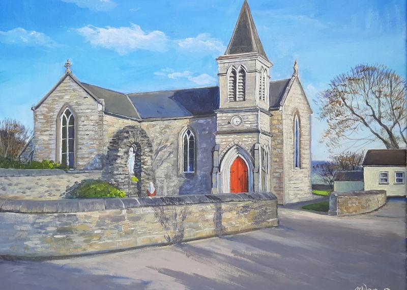 St Nicholas Church, Multyfarnham
